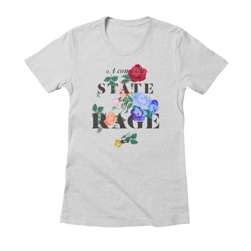 To Be Black and Conscious in America. Women's T-Shirt by FWMJ's Shop