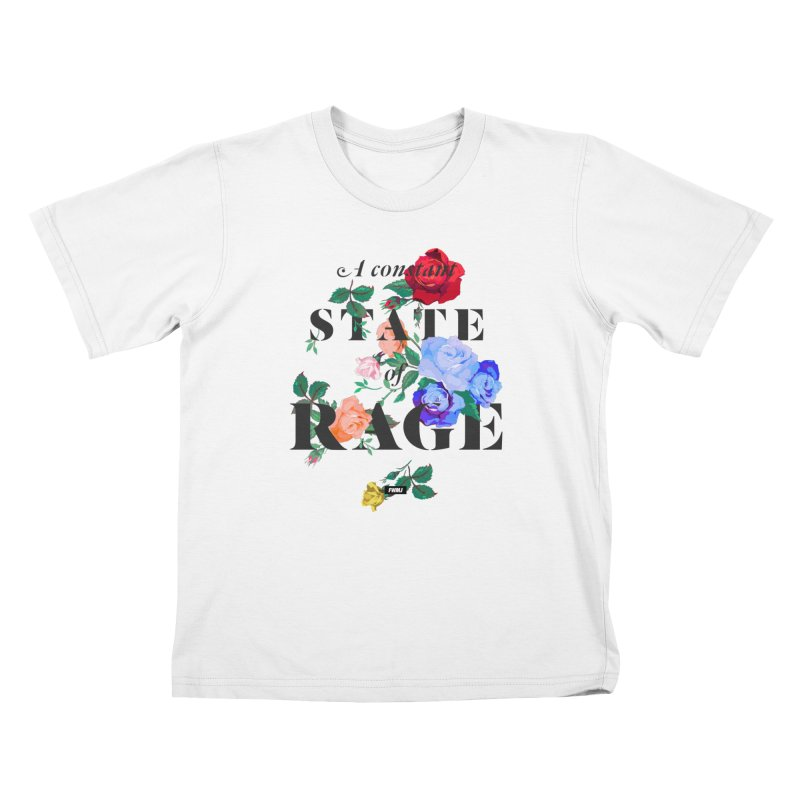 To Be Black and Conscious in America. Kids T-Shirt by FWMJ's Shop