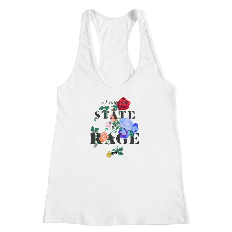 To Be Black and Conscious in America Women's Racerback Tank by FWMJ's Shop