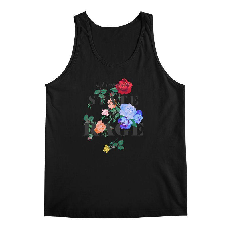 To Be Black and Conscious in America. Men's Regular Tank by FWMJ's Shop