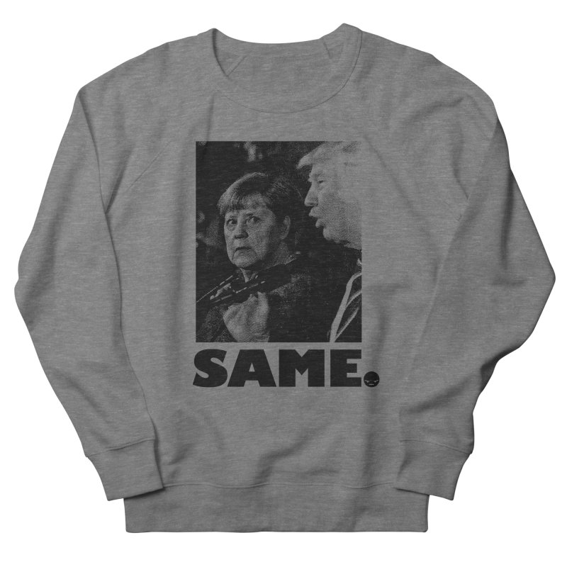 Gleich. Men's French Terry Sweatshirt by FWMJ's Shop