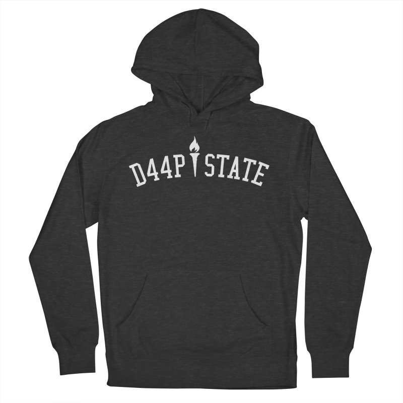 D44P STATE Men's Pullover Hoody by FWMJ's Shop