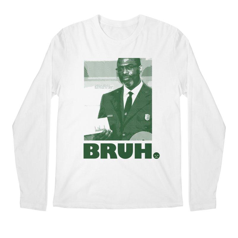 BRUH. Men's Longsleeve T-Shirt by FWMJ's Shop