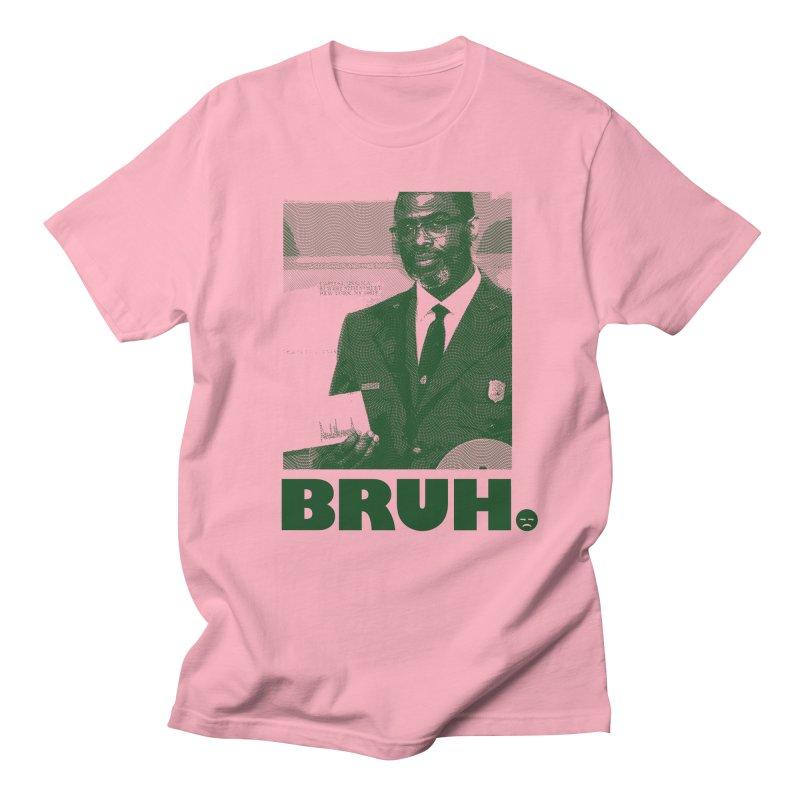 BRUH. Men's T-shirt by FWMJ's Shop