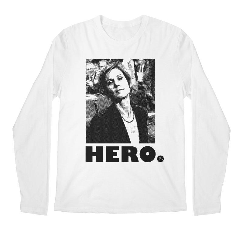 Hero Men's Longsleeve T-Shirt by FWMJ's Shop