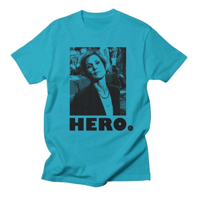 Hero Men's T-shirt by FWMJ's Shop
