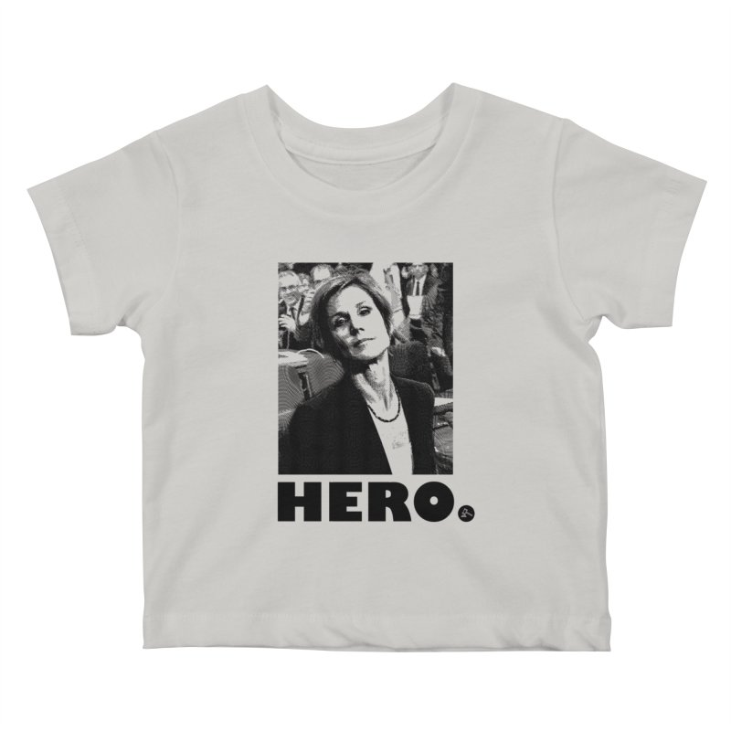 Hero Kids Baby T-Shirt by FWMJ's Shop