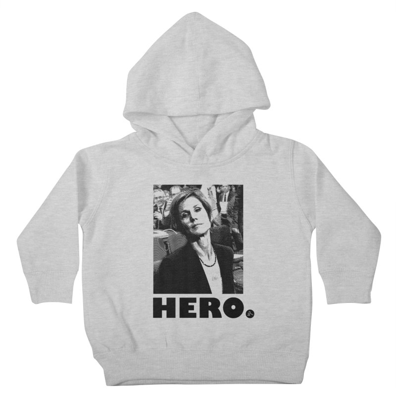 Hero Kids Toddler Pullover Hoody by FWMJ's Shop