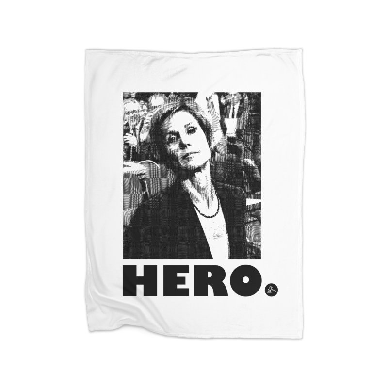 Hero Home Blanket by FWMJ's Shop