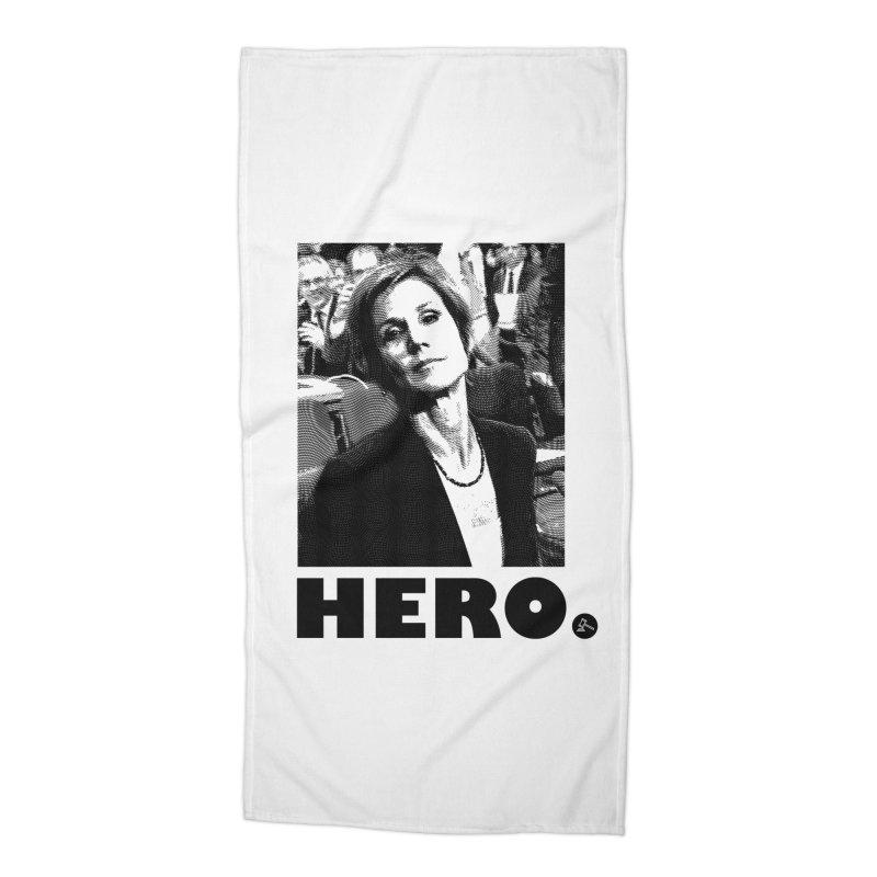 Hero Accessories Beach Towel by FWMJ's Shop