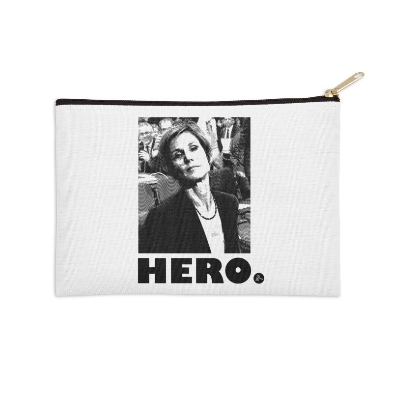 Hero Accessories Zip Pouch by FWMJ's Shop