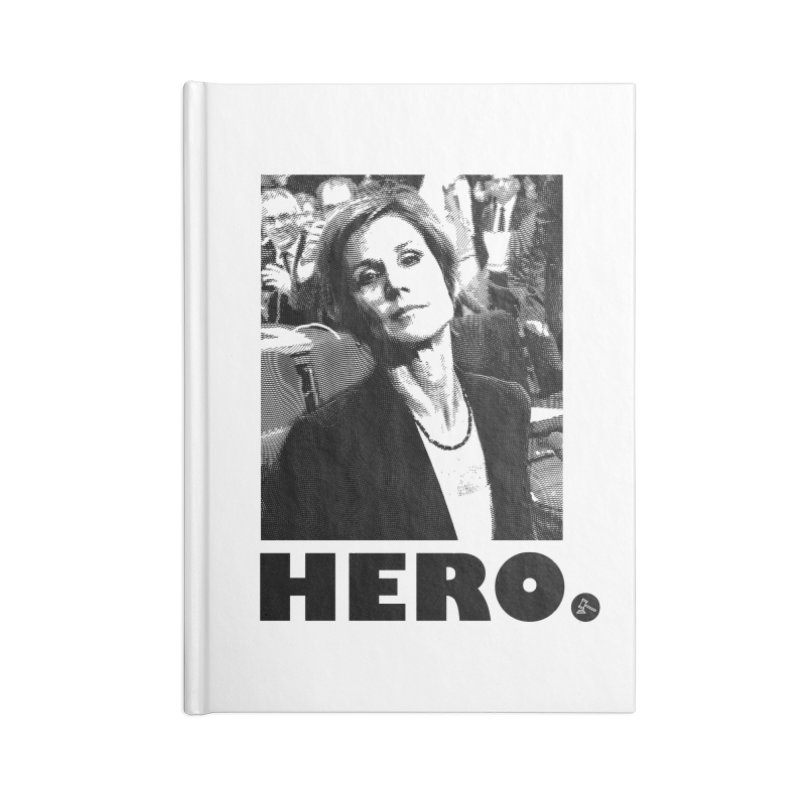 Hero Accessories Notebook by FWMJ's Shop