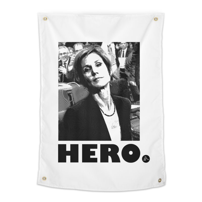 Hero Home Tapestry by FWMJ's Shop