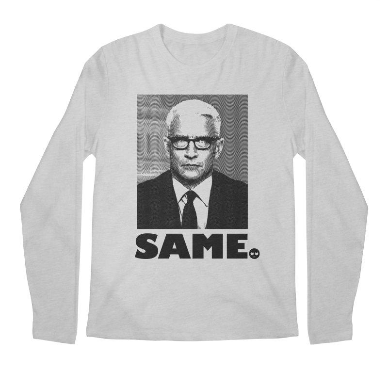 Same. -_- Men's Longsleeve T-Shirt by FWMJ's Shop