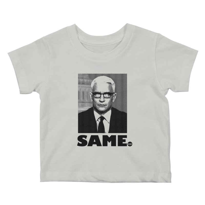 Same. -_- Kids Baby T-Shirt by FWMJ's Shop