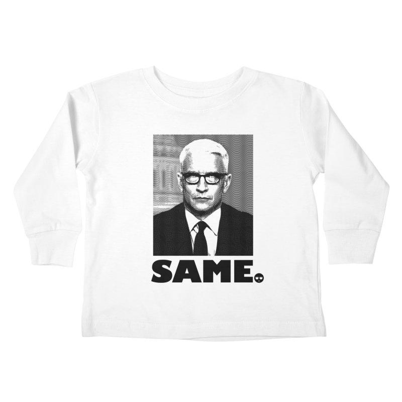 Same. -_- Kids Toddler Longsleeve T-Shirt by FWMJ's Shop