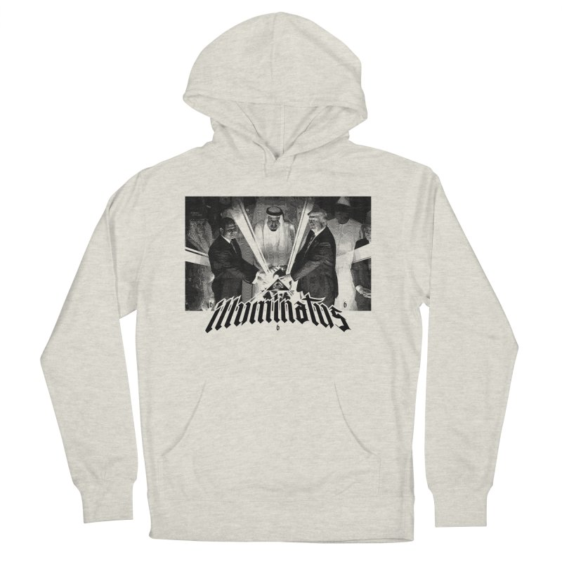 Illuminati Globalist Elite Women's Pullover Hoody by FWMJ's Shop