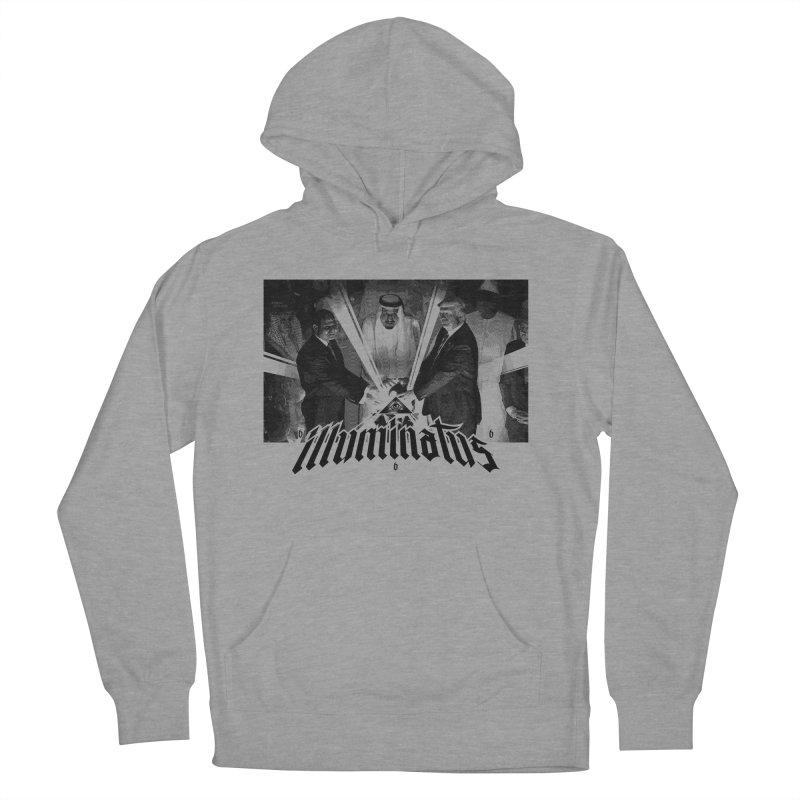 Illuminati Globalist Elite Men's Pullover Hoody by FWMJ's Shop