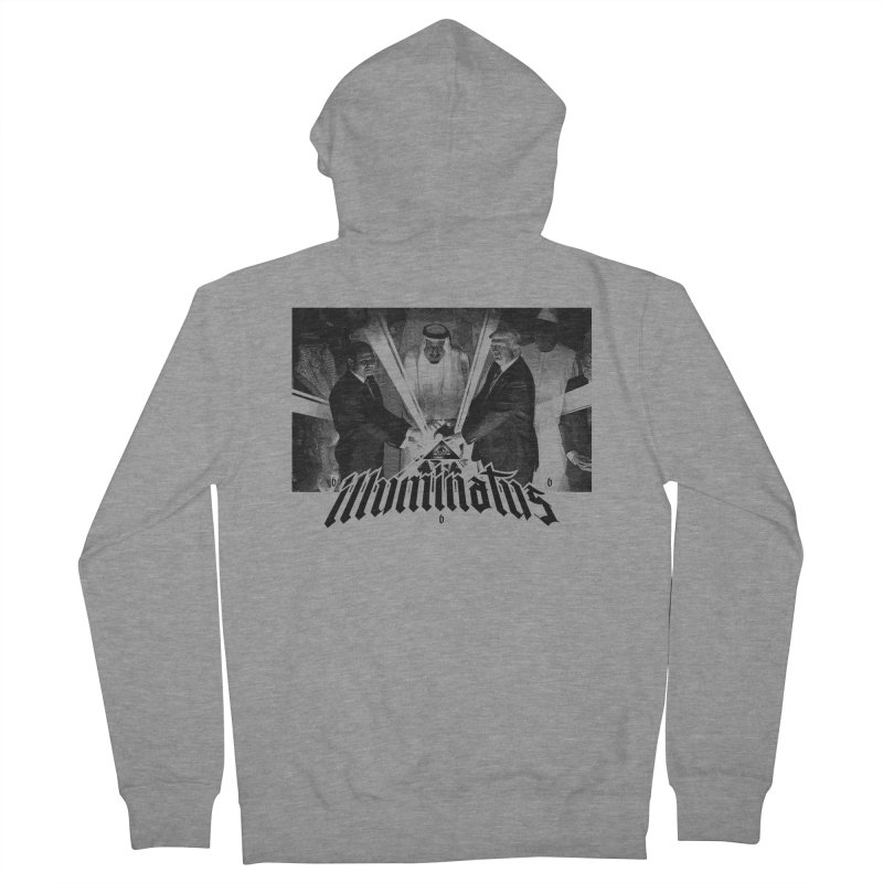 Illuminati Globalist Elite Women's Zip-Up Hoody by FWMJ's Shop