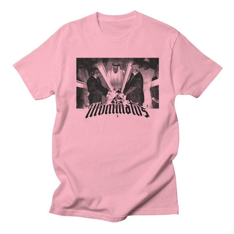 Illuminati Globalist Elite Women's Unisex T-Shirt by FWMJ's Shop
