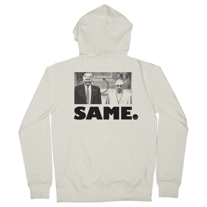 Same. (Unanswered Prayers) Men's Zip-Up Hoody by FWMJ's Shop