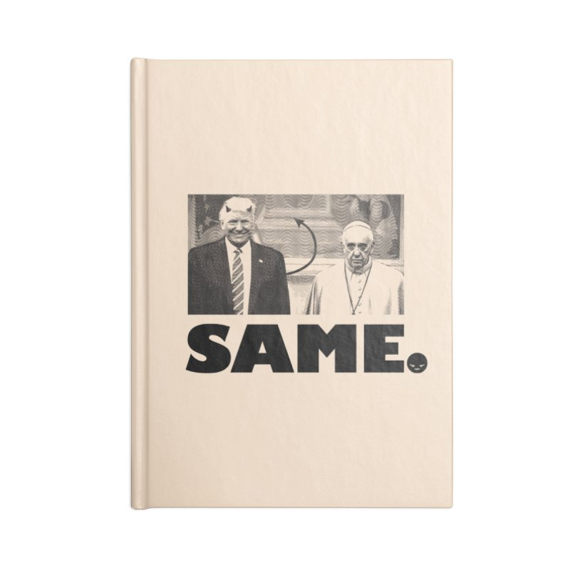 Same. (Unanswered Prayers) Accessories Notebook by FWMJ's Shop