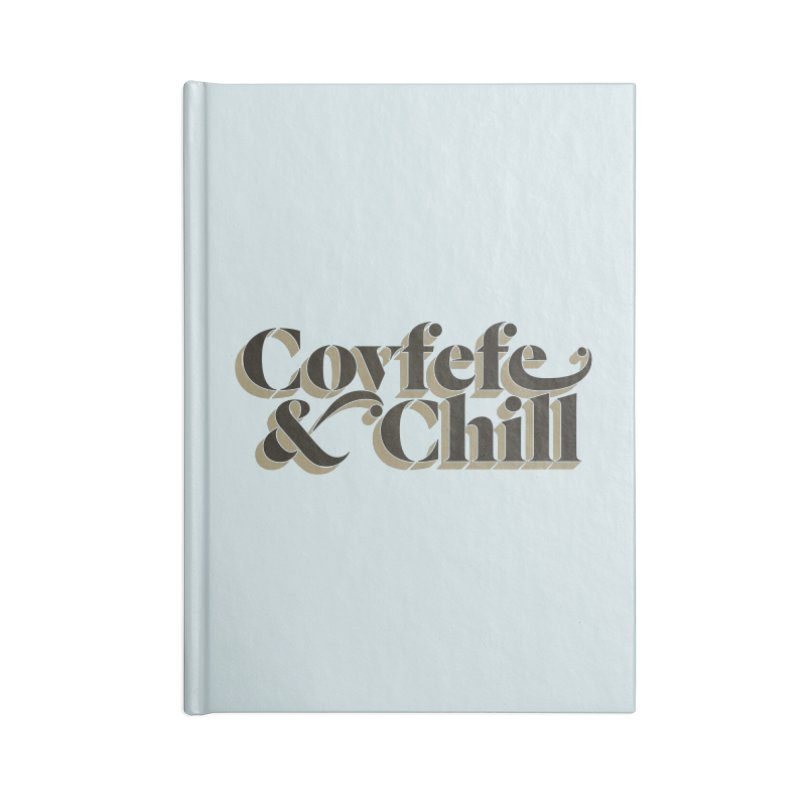 Covfefe Accessories Notebook by FWMJ's Shop
