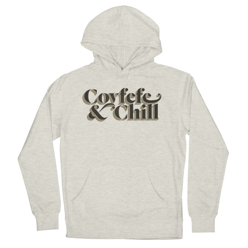 Covfefe Men's Pullover Hoody by FWMJ's Shop