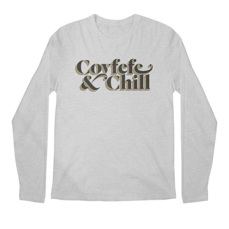 Covfefe Men's Longsleeve T-Shirt by FWMJ's Shop