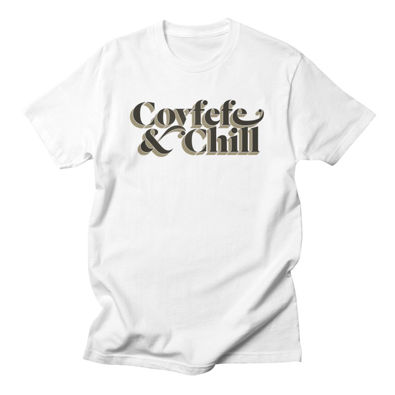 Covfefe Men's T-shirt by FWMJ's Shop