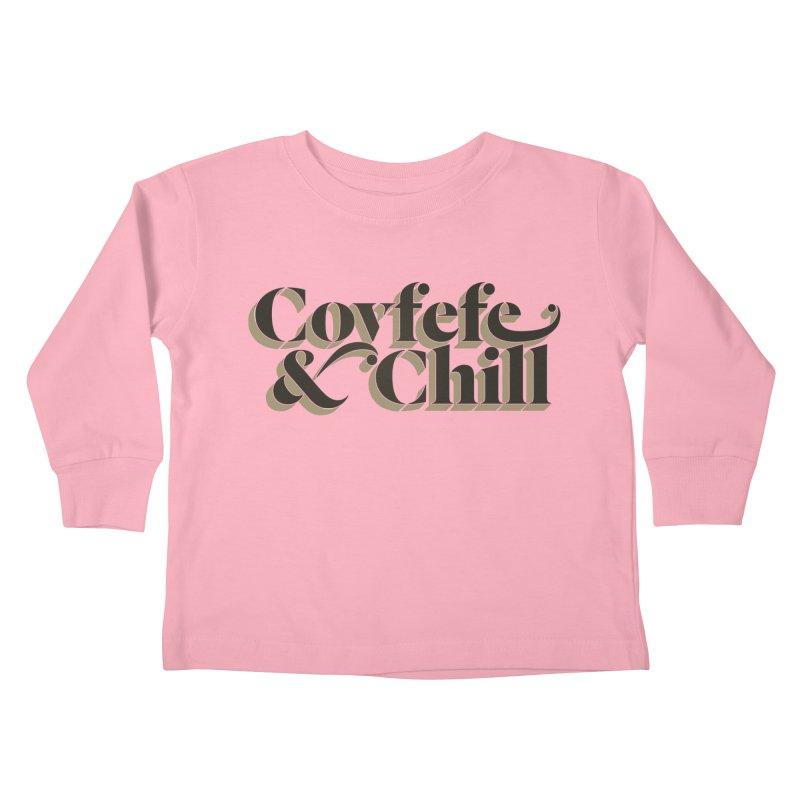 Covfefe Kids Toddler Longsleeve T-Shirt by FWMJ's Shop