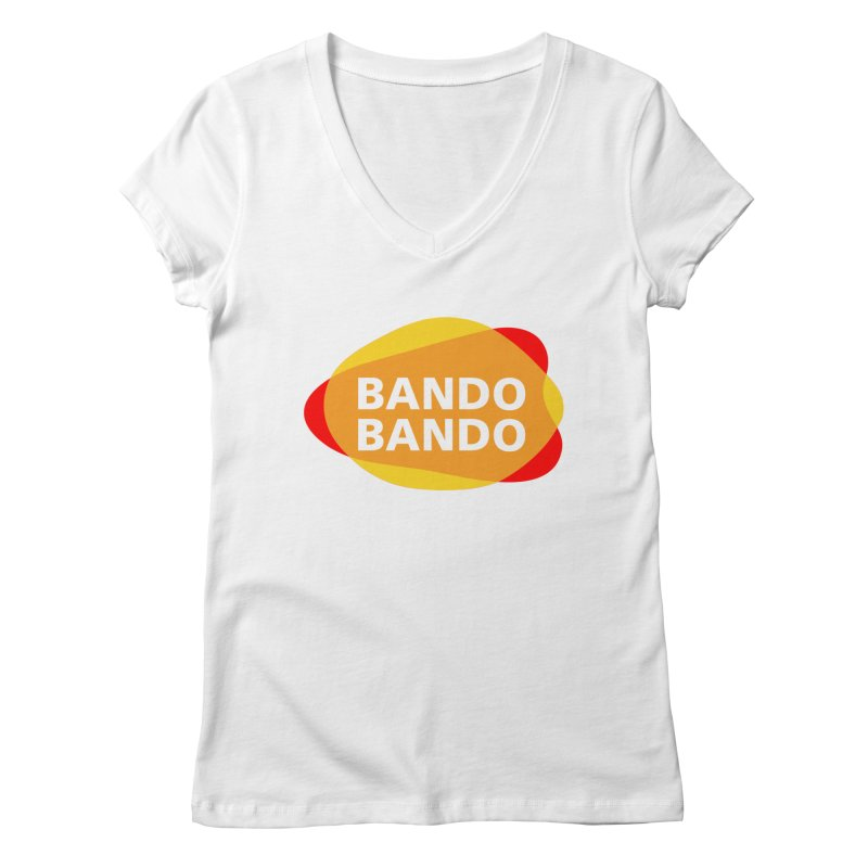 Abandoned House Women's V-Neck by FWMJ's Shop