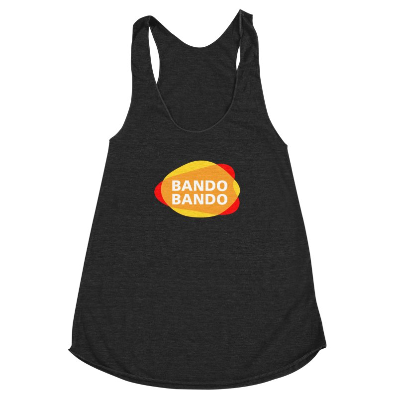 Abandoned House Women's Racerback Triblend Tank by FWMJ's Shop
