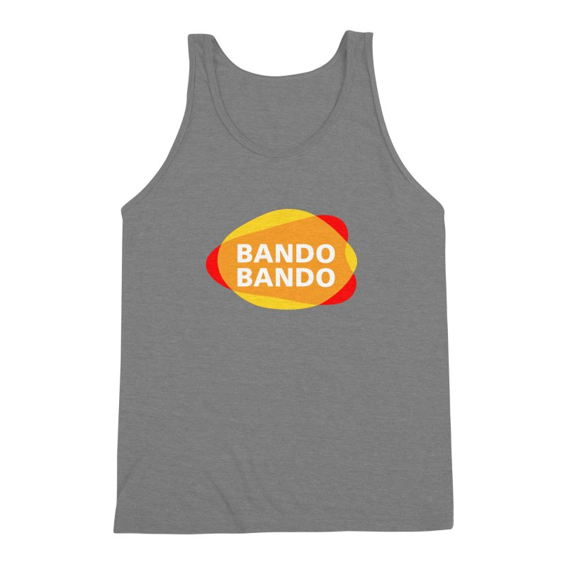 Abandoned House Men's Triblend Tank by FWMJ's Shop