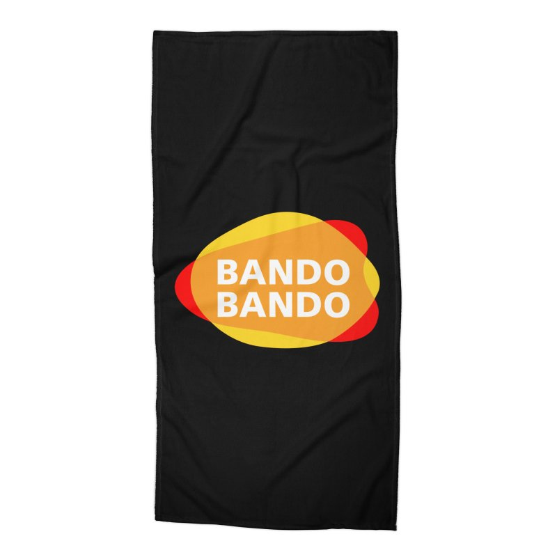 Abandoned House Accessories Beach Towel by FWMJ's Shop
