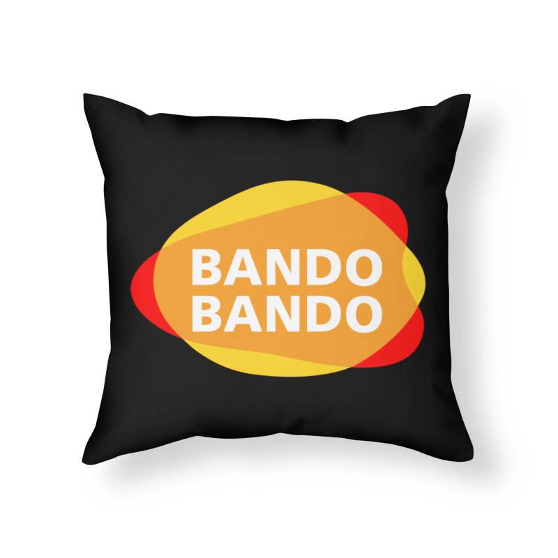 Abandoned House Home Throw Pillow by FWMJ's Shop
