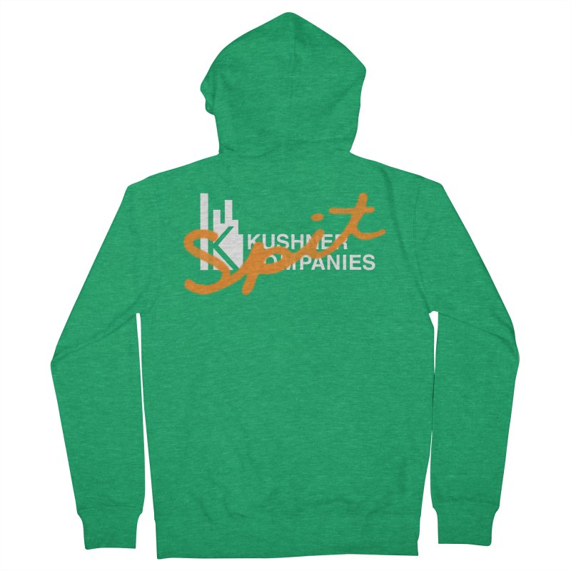 Kush Spit Women's Zip-Up Hoody by FWMJ's Shop