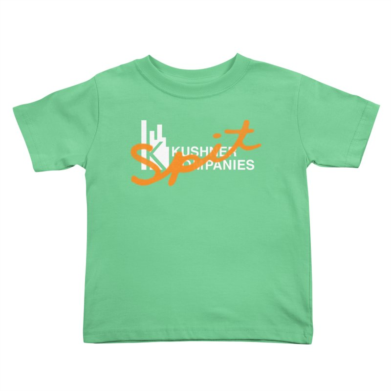 Kush Spit Kids Toddler T-Shirt by FWMJ's Shop