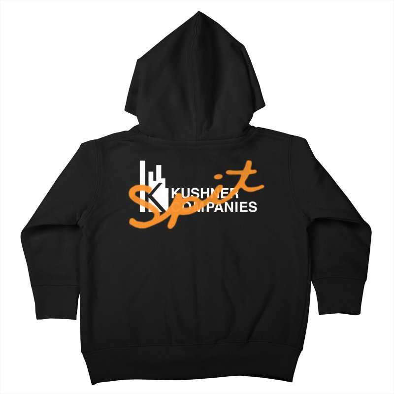 Kush Spit Kids Toddler Zip-Up Hoody by FWMJ's Shop