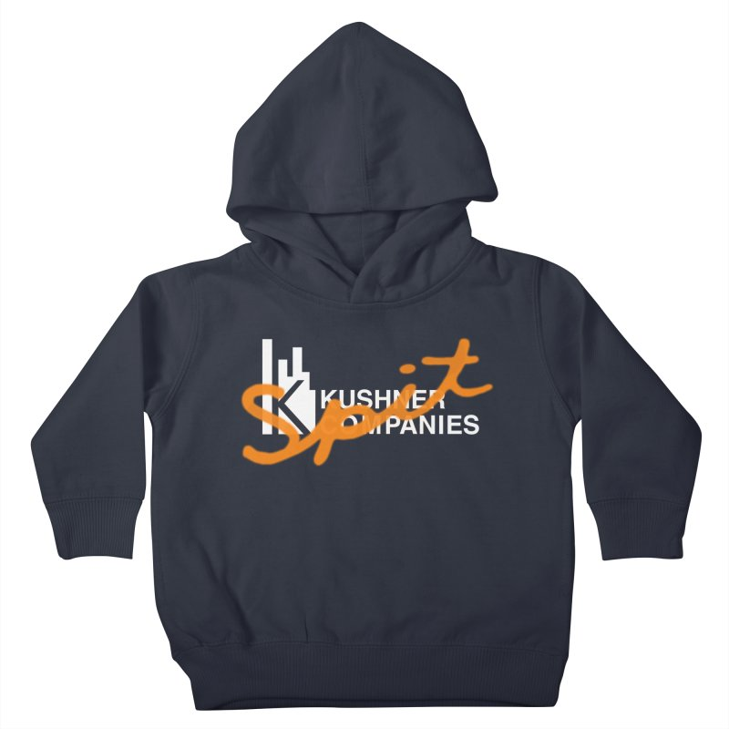 Kush Spit Kids Toddler Pullover Hoody by FWMJ's Shop