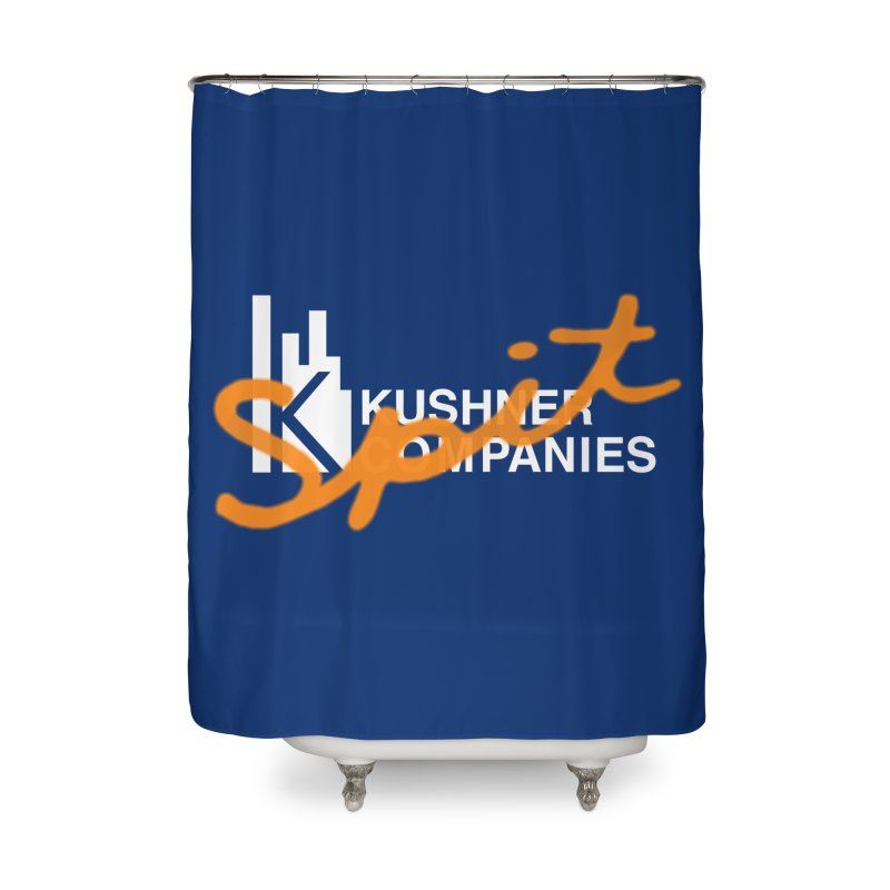 Kush Spit Home Shower Curtain by FWMJ's Shop