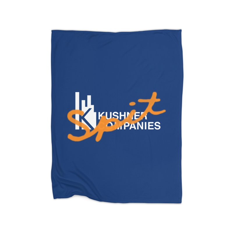 Kush Spit Home Blanket by FWMJ's Shop