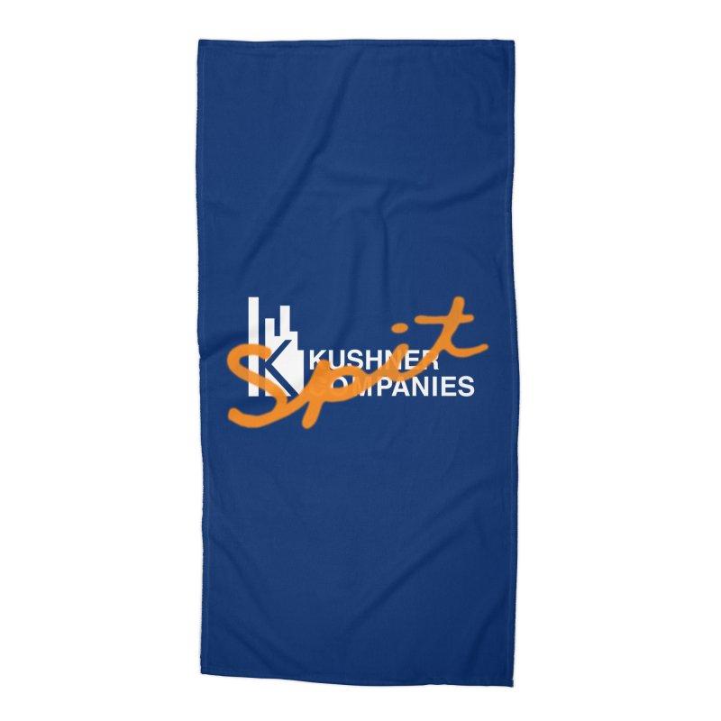 Kush Spit Accessories Beach Towel by FWMJ's Shop