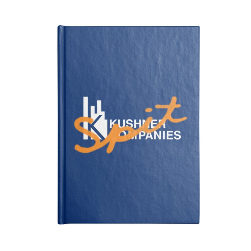 Kush Spit Accessories Notebook by FWMJ's Shop