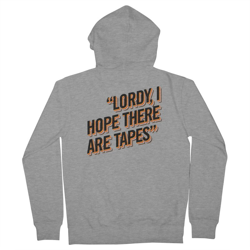 Lawdamercy Men's Zip-Up Hoody by FWMJ's Shop