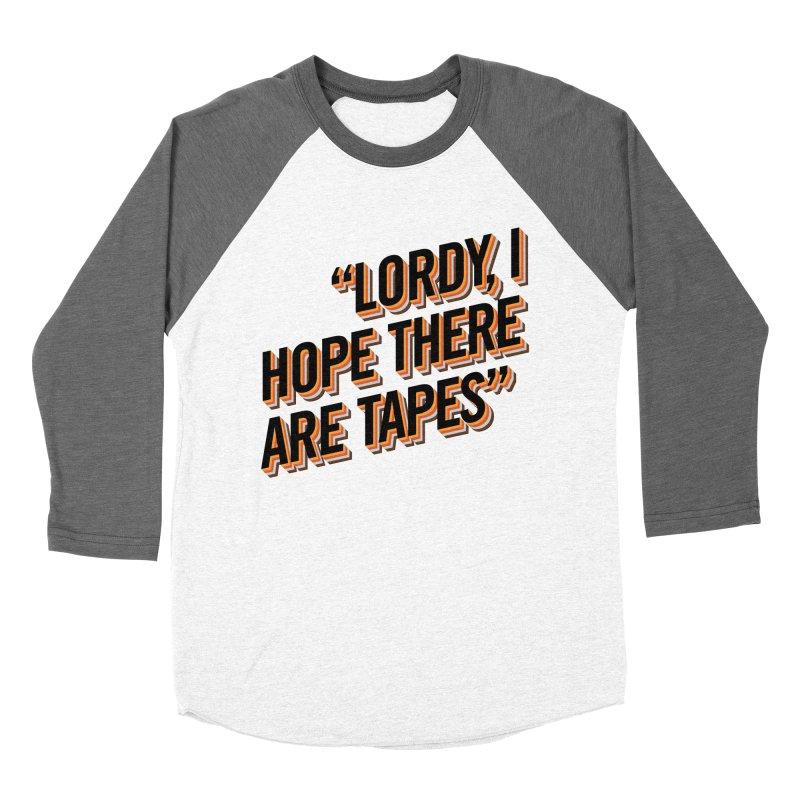 Lawdamercy Men's Baseball Triblend T-Shirt by FWMJ's Shop