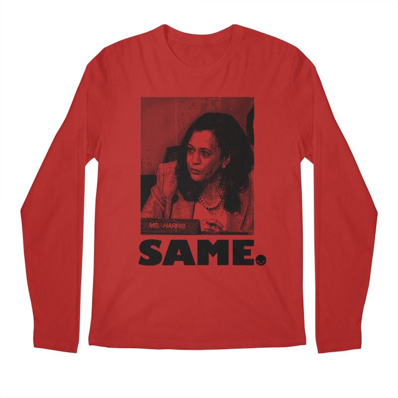 SAME. (Kamala) Men's Longsleeve T-Shirt by FWMJ's Shop