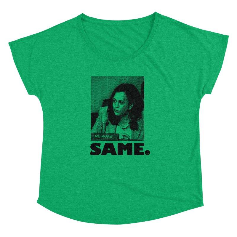 SAME. (Kamala) Women's Dolman by FWMJ's Shop