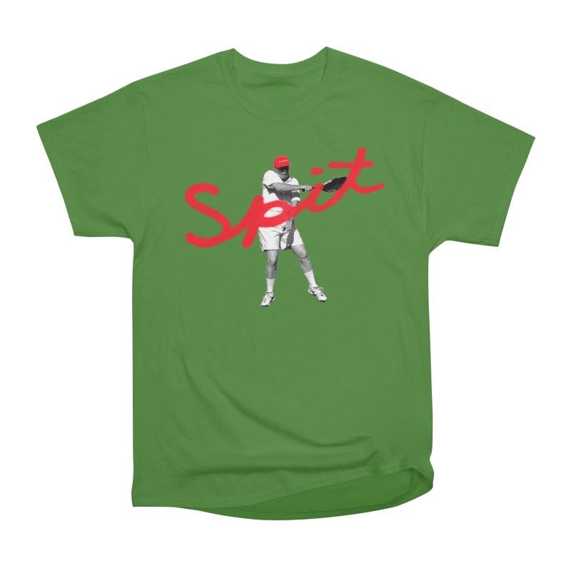 Racket Spit Men's Classic T-Shirt by FWMJ's Shop
