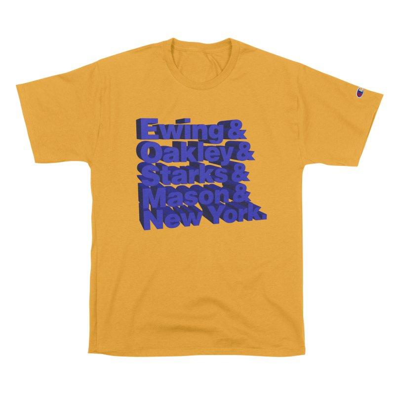 '93-'94 #KnicksTape Men's T-Shirt by FWMJ's Shop